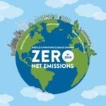 استراتژی کشورهای منتخب برای رسیدن به انتشار صفر گازهای گلخانهای